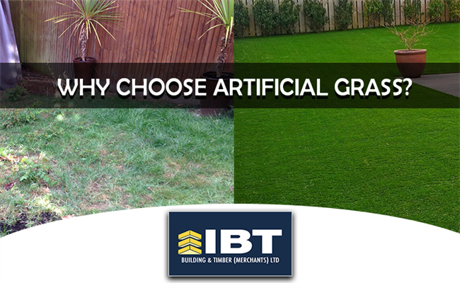 THE BENEFITS OF USING ARTIFICIAL GRASS